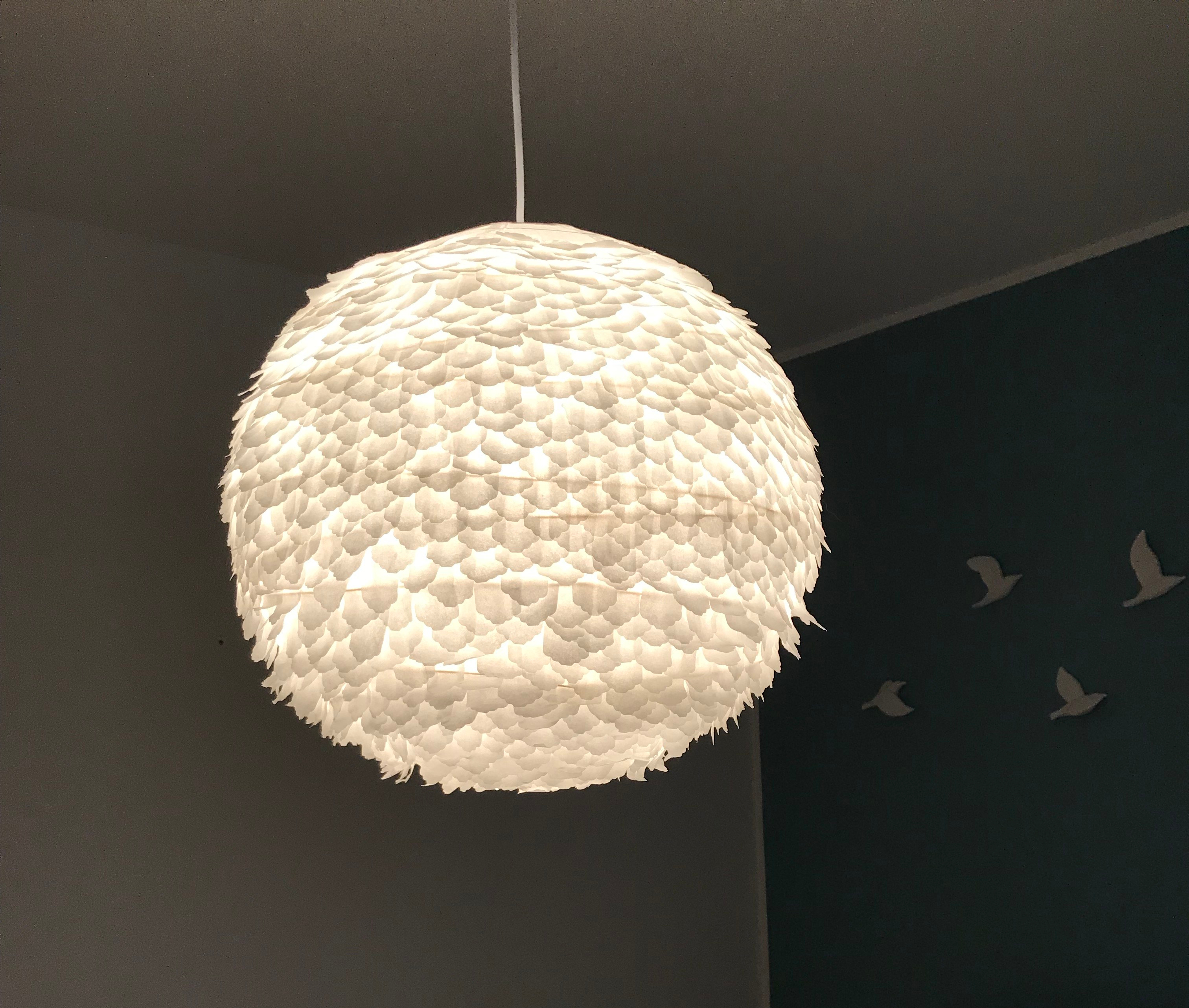 Lampion Upcycling