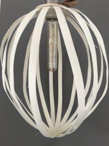 Rattanlampe Design by Chalet8, #Chalet8, #Rattanlampe