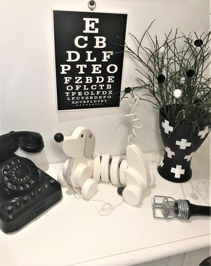 Chalet8/ DIY-Blog/ Upcycling/ Idee/ Wackel-Dackel/ Spielzeug