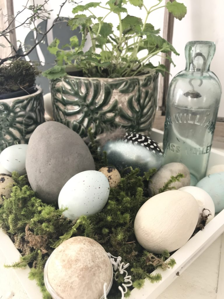 10 einfache Oster-Ideen zum Selbermachen/Chalet8/ Kreativ Blog/ Ostern/ Osterdekoration/ Oster Deko/ Ostereier