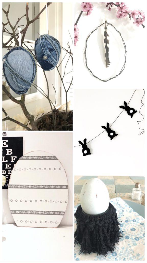 DIY- 10 einfache Oster-Ideen zum Selbermachen/ Chalet8/ DIY Blog/ DIY/ Ostern/ Osterdekoration/ Oster Idee/ basteln