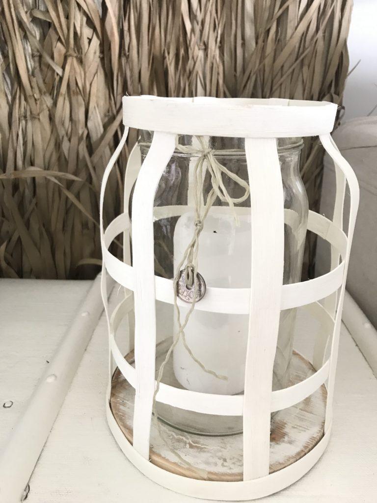 DIY: Windlicht aus Rattan im Boho Stil selber machen.Basteln, Sommerdeko, Herbstdeko, Winterdeko, Chalet8, Blog, DIY, Rattanband, Rattanstäbe, Rattan, Windlicht, Boho, Trend, Dekoration. #Chalet8, #Windlicht