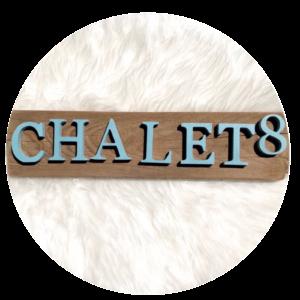 Chalet8. Deco, Design, DIY. Naturvebundene Wohn-Accessoires. Inhaberin Sandra Losch. DIY Blog