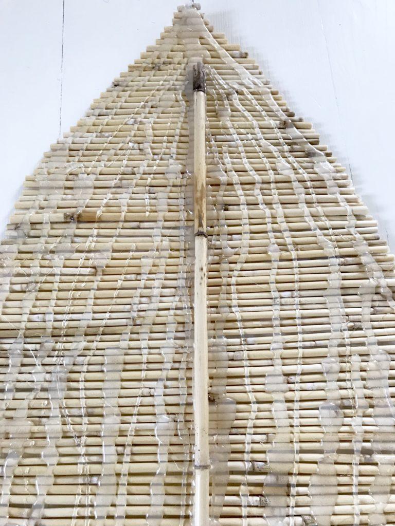 Deko aus Bambus basteln. Basteln mit Naturmaterialien. #Chalet8