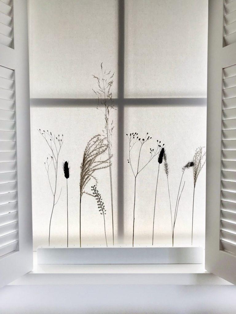 DIY Anleitung für Trockenblumen Flowergram aus Holz. #chalet8 #flowergram #trockenblumen